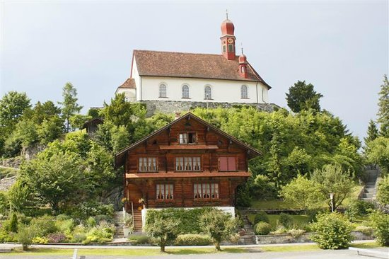 Klausenhof Flueli Hotel
