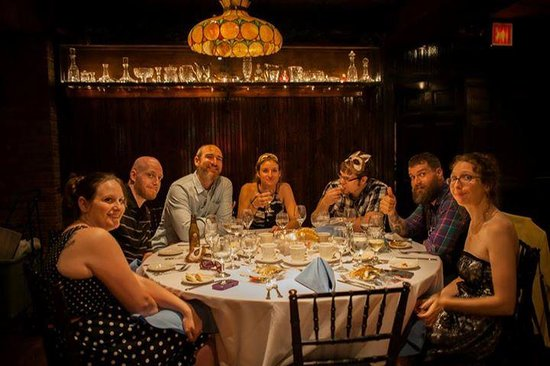 Moran's Restaurant : SpaceBalls Rehearsal Dinner