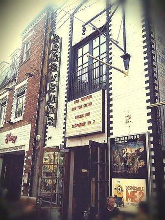 The Grosvenor Cinema: Grosvenor Cinema