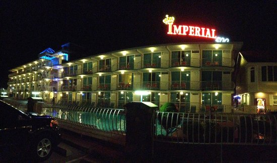 Imperial 500 Motel: Imperial 500