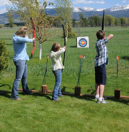 Jackson Hole Shooting Experience: Fun Thing To Do in Jackson Hole for families