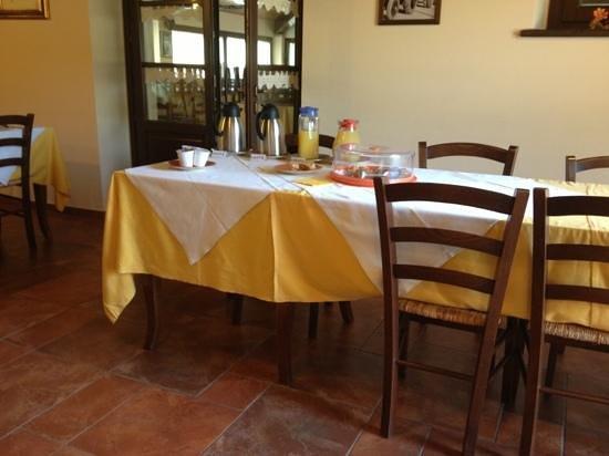 Agriturismo Le Bucoliche: il breakfast