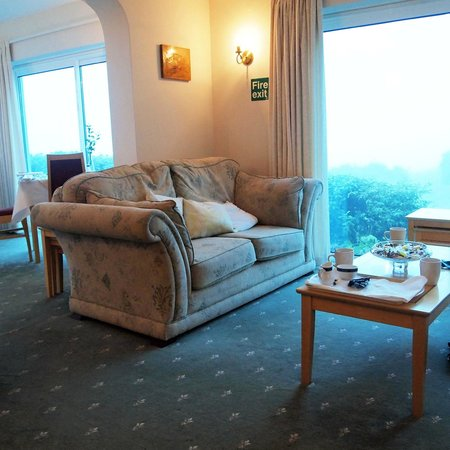 Beacon Country House Hotel: Sitting room / lounge