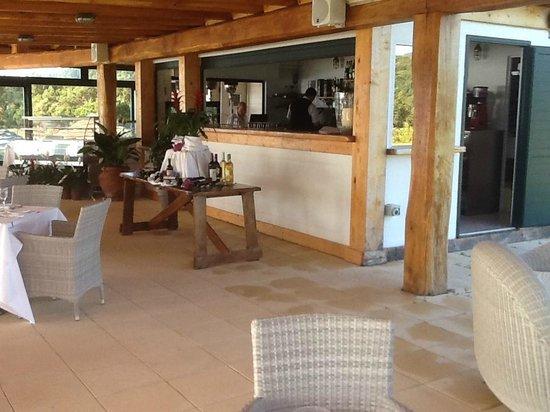 Hotel La Rocca Resort & Spa: Bar / Ristorante