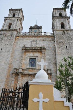 Catedral de San Servasio : Front of the church