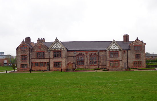 Ordsall Hall: Beautiful Architecture