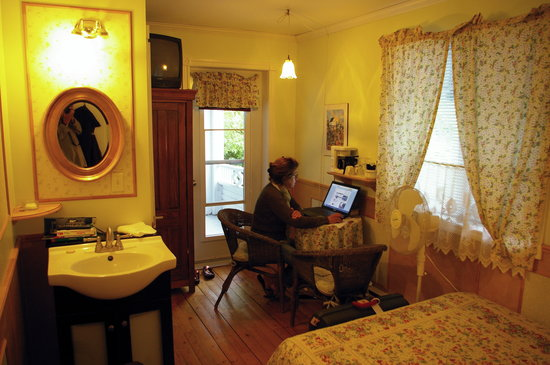 Auberge des Cevennes: La chambre 26