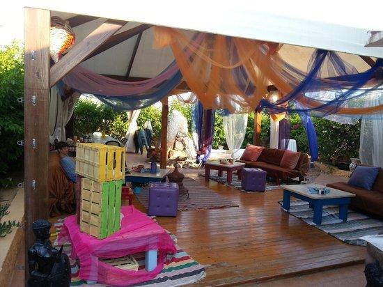 Blue Bab: area relax e colazione con wifi