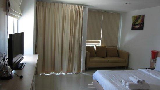 SPB Paradise: chambre 2