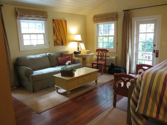 The Cottages of Napa Valley : Ah,,,relax!
