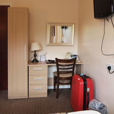 The Dartmoor Lodge: My room