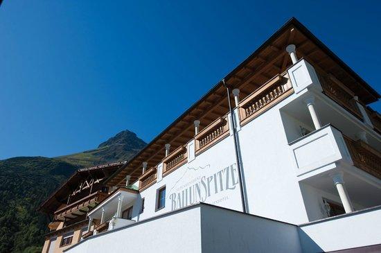 Alpenresidenz Ballunspitze: Hotel Aussenansicht