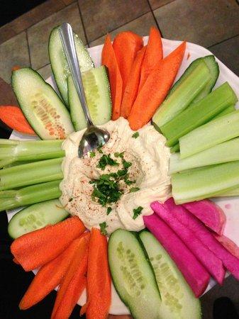 Beirut Restaurant: Homm w vegi
