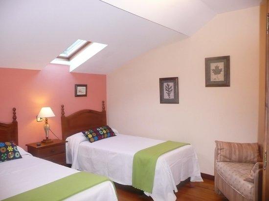 Hotel Rural La Pista: habitacion