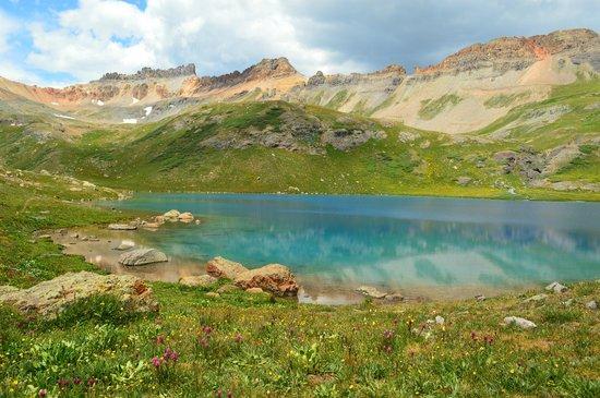 Ice Lakes: Ice Lake