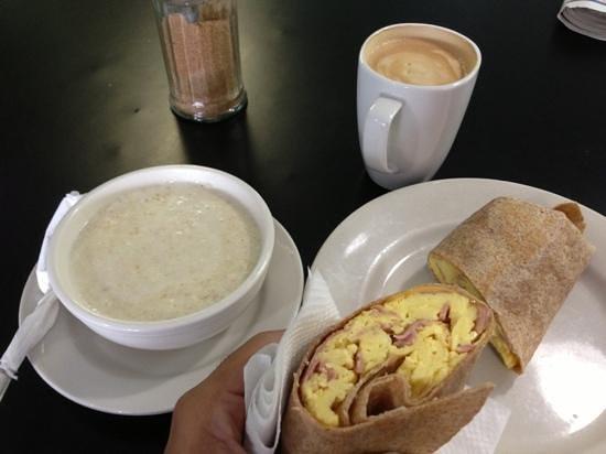 Verde Menta Cafe: great taste