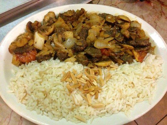 Beirut Restaurant: David bashaa