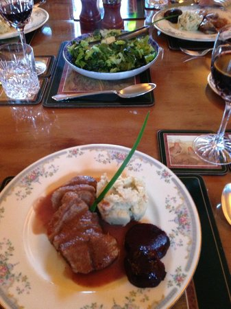 Cosses Country House : Stand by for culinary delight!
