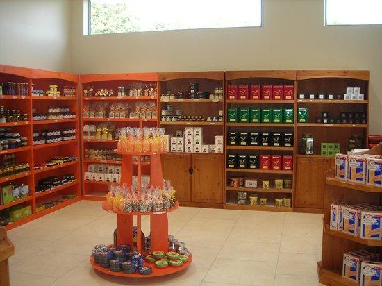 Biscuiterie Vedere : boutique