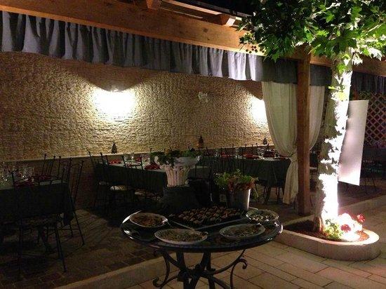 Hotel Parco Delle Rose: Giardino - eventi