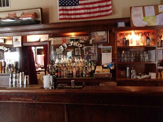 J. J. Foley's Cafe : The Bar
