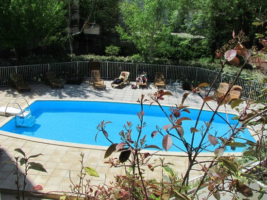 Residence Villa Regina: piscine extérieure