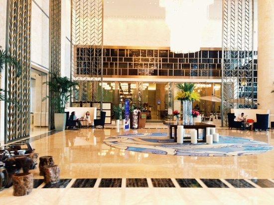 The Westin Fuzhou Minjiang: lobby