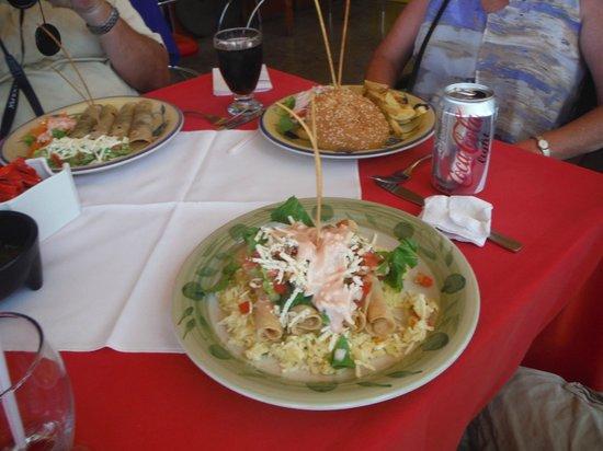 Loreto Islas: Taco's