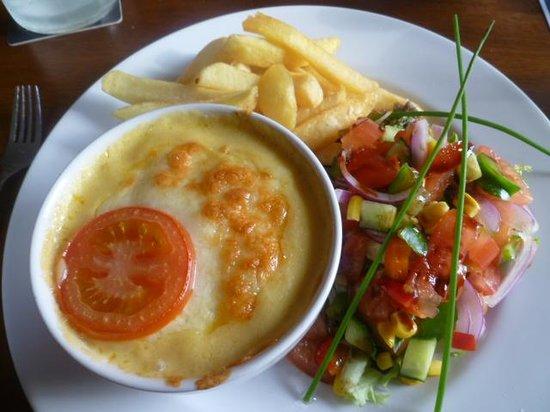 The Plough Inn: Macaroni Cheese