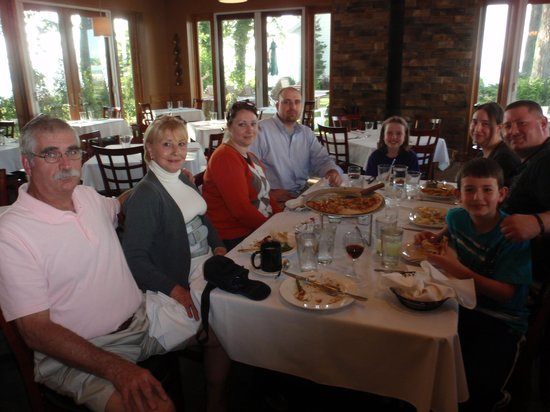 Crosswinds Grille: Pre-Father's Day Dinner