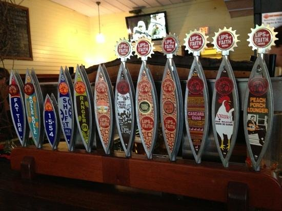 Sticks and Stones: New Belgium Tap Takeover
