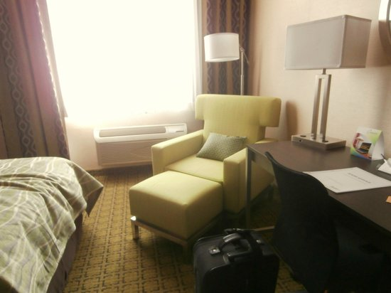 DoubleTree by Hilton Whittier Los Angeles : relaxing chair
