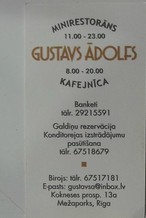Gustav Adolph