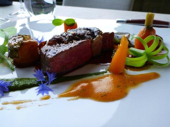 Restaurants Schoengruen: The Main Course