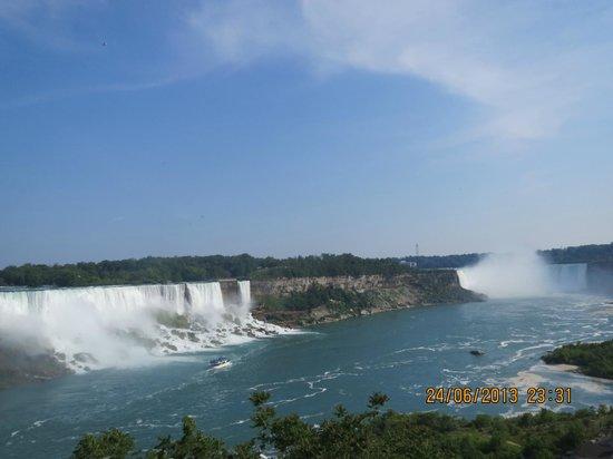 Travelodge Niagara Falls at the Falls : Niagara Falls
