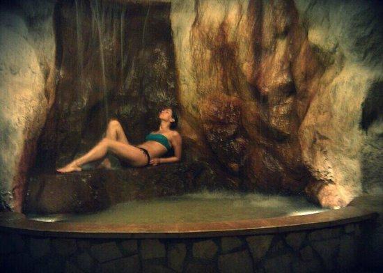 Hotel Abano Leonardo Da Vinci Terme & Golf: All'interno della SPA, nelle grotte
