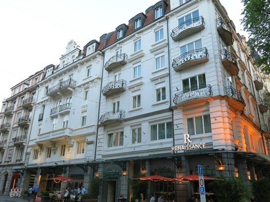 Renaissance Lucerne Hotel Exterior Picture of Renaissance Lucerne