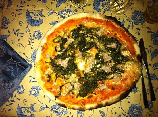 Ristorante ristorante pizzeria il buchetto in roma con cucina italiana - Pizzeria con giardino roma ...