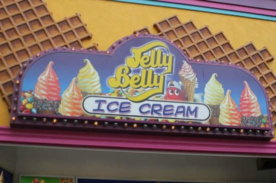 ‪Jelly Belly Ice Cream‬