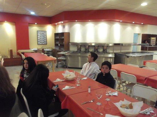 Hotel Sierrasol: comedor