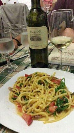 Osteria della Suburra: fresh pasta - ok