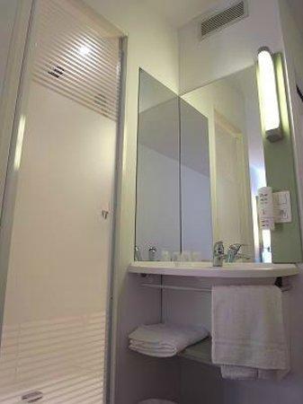 Ibis Budget Hotel Leuven: 洗面所