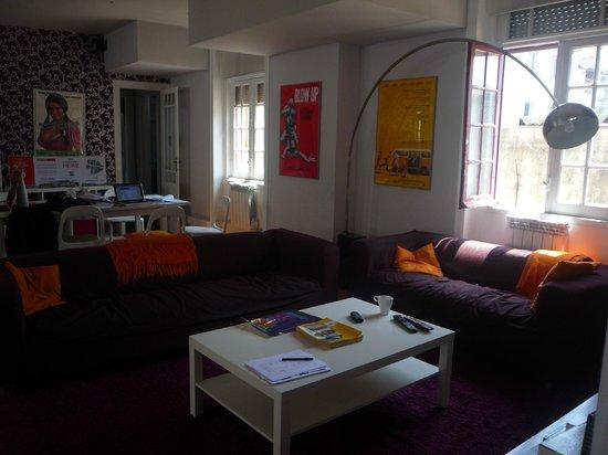 Rivoli Cinema Hostel : Common Area