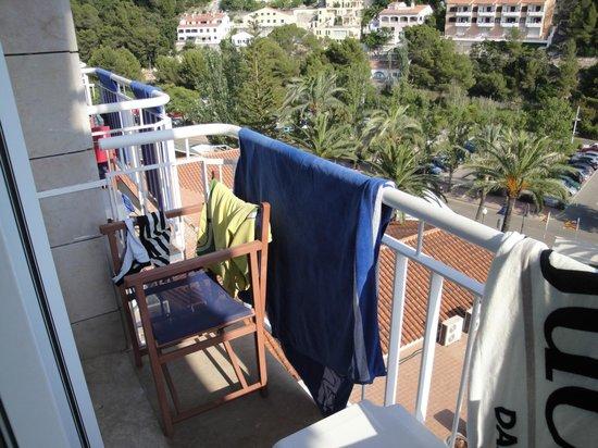 Hotel Cala Galdana & Villas d'Aljandar: vistas