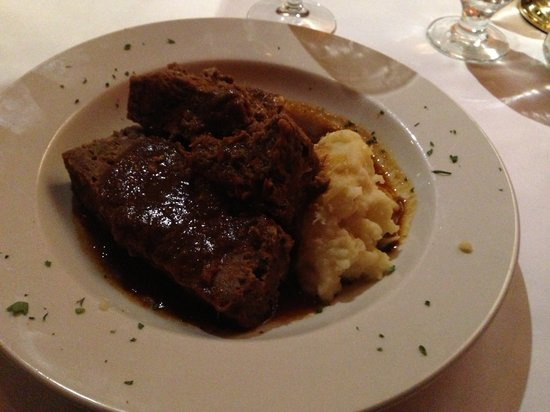Sam's Steakhouse: MeatLoaf- Awesome