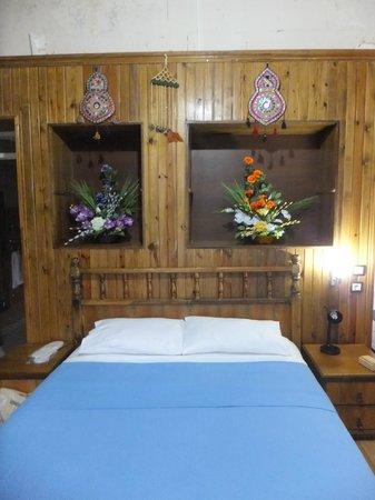 Halfeti, Türkiye: bedroom