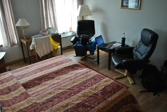 Nordstjernen Hotell: Romslig rom