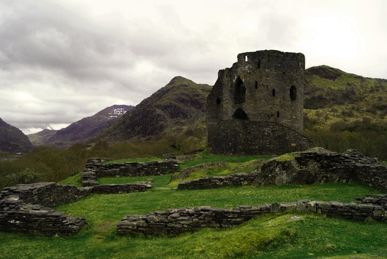 Llanberis, UK: Dolbadarn Castle
