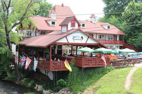 Good Restaurants In Helen Georgia