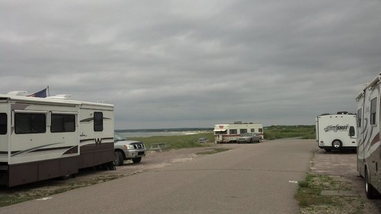 Horseneck Beach State Reservation Waterfront Sites
